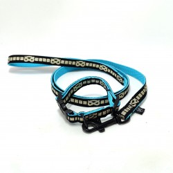 SBT BLACL/GOLD - TURKIS -...