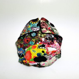 Løbetidsbukser - Colored...