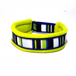 Blue & Green Stripes -...